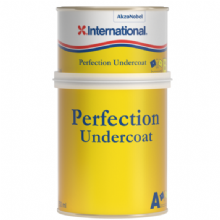International Perfection Polyurethane Undercoat White Paint 750ml